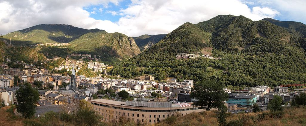 Andorra La Vella Andorra Best Mountain Towns for Digital Nomads