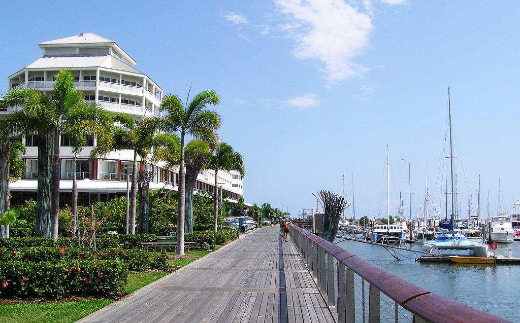 Cairns Queensland Australia Digital Nomad Outdoor City