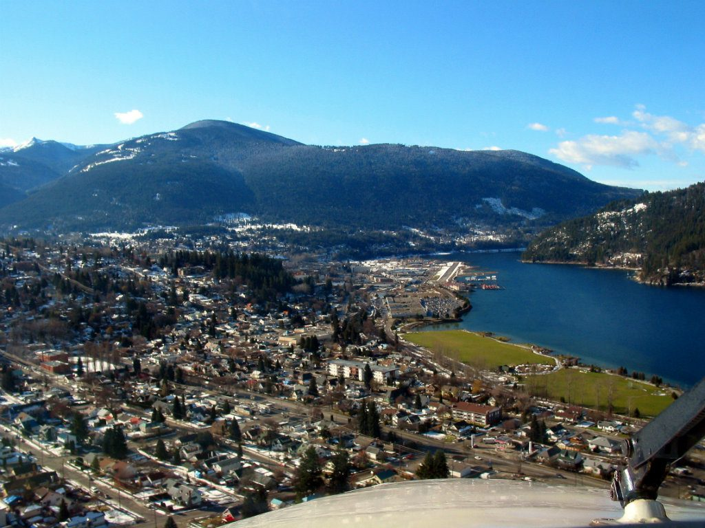 Nelson B.C. Canada Best Mountain Towns for Digital Nomads
