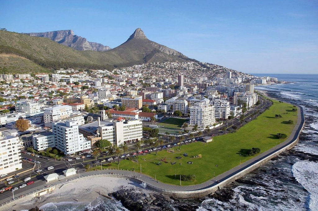 Cape Town South Africa Digital Nomad Outdoor City