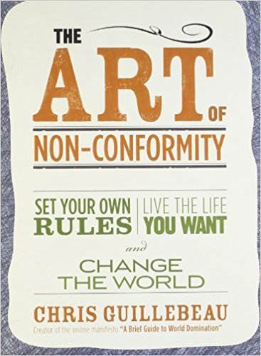 The Art of Non-Conformity Books for Digital Nomads