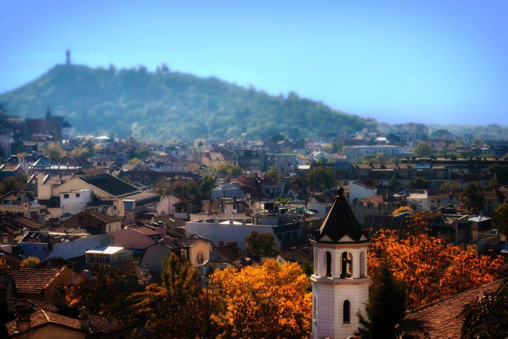 Sofia Bulgaria Digital Nomad Outdoor City
