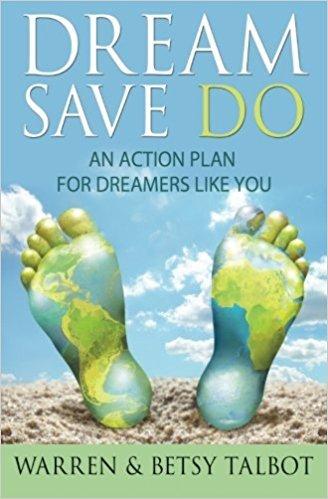 Dream Save Do Books for Digital Nomads