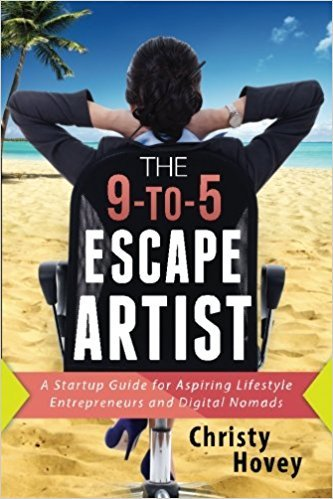 The 9 to 5 Escape Artist Books for Digital Nomads