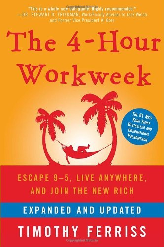 The Four Hour Workweek Books for Digital Nomads