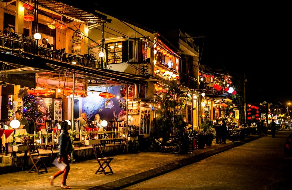 Hoi An Vietnam Digital Nomads Beach City