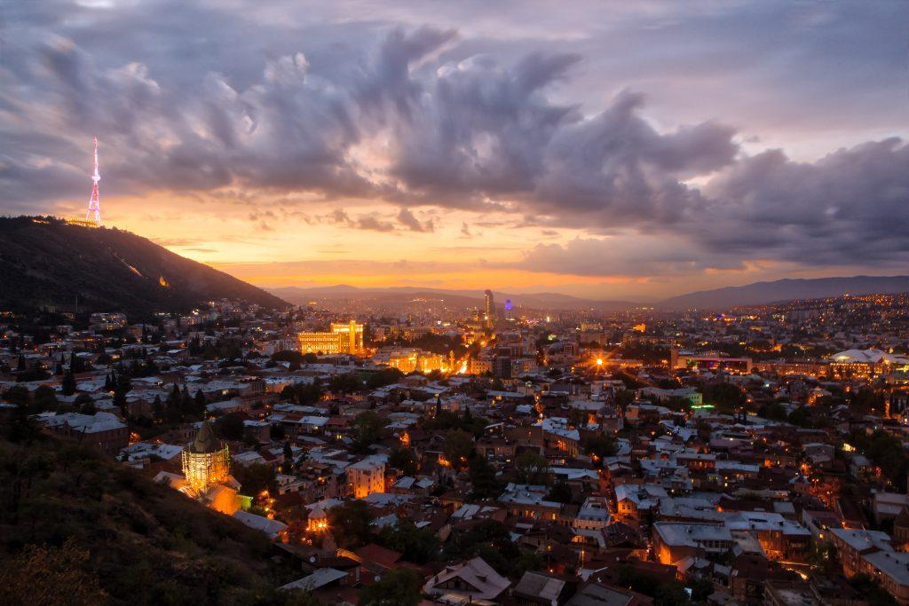 Tbilisi Georgia Digital Nomad Outdoor City