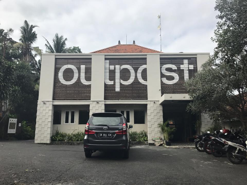 Outpost in Bali Indonesia Coworking Spaces