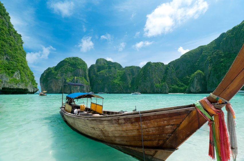 Phuket Thailand Digital Nomads Beach City