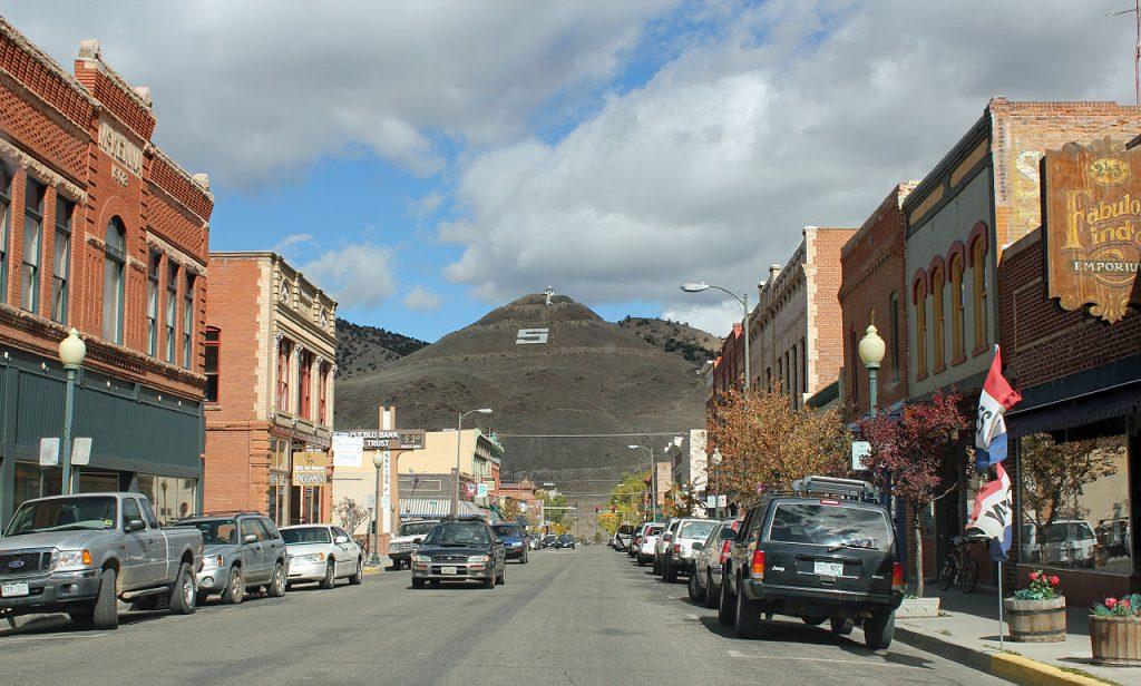 Salida Colorado Digital Nomad Outdoor City