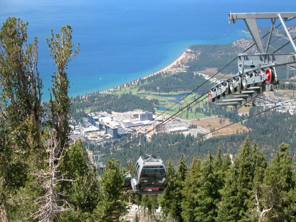 South Lake Tahoe California Best Mountain Towns for Digital Nomads