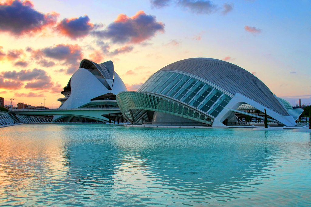 Valencia Spain Digital Nomads Beach City