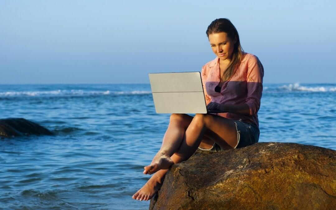 Remote Part Time Jobs That Let You Work From Anywhere In the World